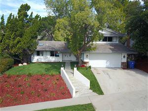 Photo of 19007 KILFINAN Street, PORTER RANCH, CA 91326 (MLS # SR18057845)
