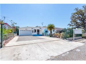 Photo of 6016 FULCHER Avenue, North Hollywood, CA 91606 (MLS # SR18253845)
