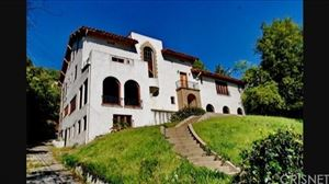 Photo of 2475 GLENDOWER Place, Los Feliz , CA 90027 (MLS # SR19114845)