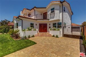 Photo of 1746 South CRESCENT HEIGHTS Boulevard, Los Angeles , CA 90035 (MLS # 18357846)