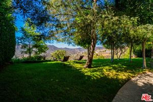 Photo of 16826 MONTE HERMOSO Drive, Pacific Palisades, CA 90272 (MLS # 19419846)