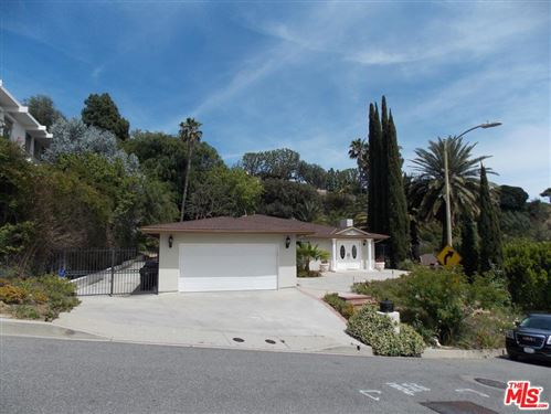 Photo of 9031 ALTO CEDRO Drive, Beverly Hills, CA 90210 (MLS # 19508846)
