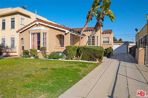Photo of 5854 ARLINGTON Avenue, Los Angeles , CA 90043 (MLS # 20550846)