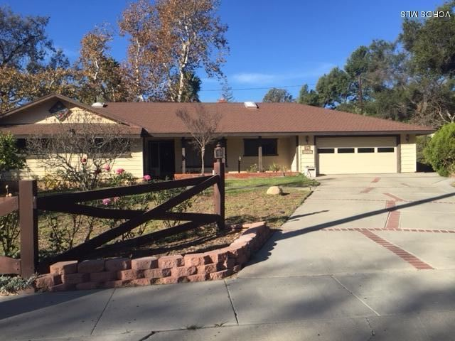 Photo for 1215 DALY Road, Ojai, CA 93023 (MLS # 217014846)