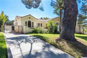 Photo of 1632 BEN LOMOND Drive, Glendale, CA 91202 (MLS # 318003847)