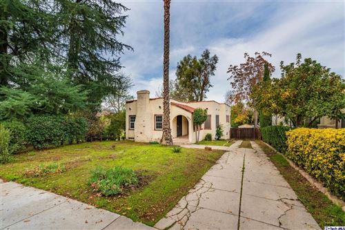 Photo of 1257 OAKRIDGE Drive, Glendale, CA 91205 (MLS # 319004847)