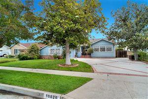 Photo of 16826 CITRONIA Street, Northridge, CA 91343 (MLS # SR18121847)