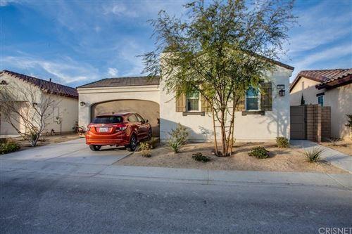 Photo of 78810 ADESSO Way, Palm Desert, CA 92211 (MLS # SR20013847)