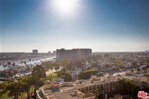 Photo of 13700 MARINA POINTE DRIVE #1212, Marina Del Rey, CA 90292 (MLS # 17267848)