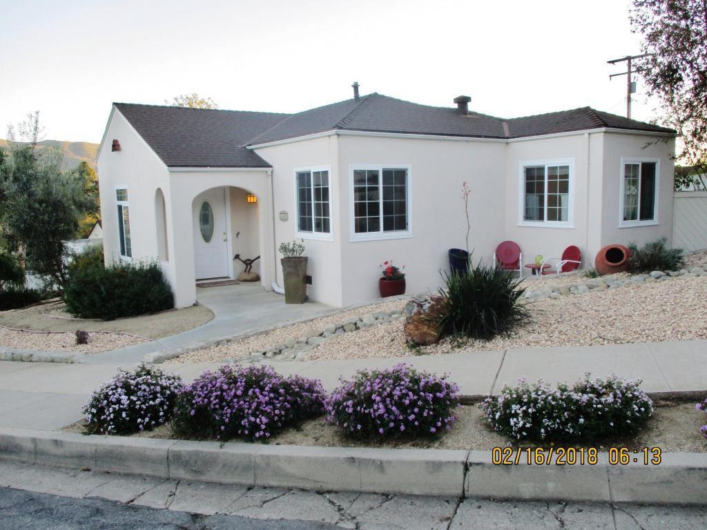 Photo for 640 North MILL Street, Santa Paula, CA 93060 (MLS # 218001848)