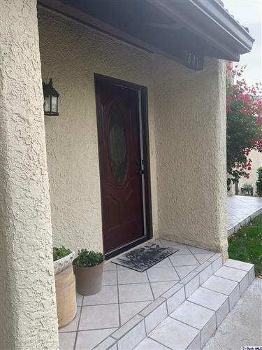 Photo of 7801 VIA FOGGIA, Burbank, CA 91504 (MLS # 319004849)