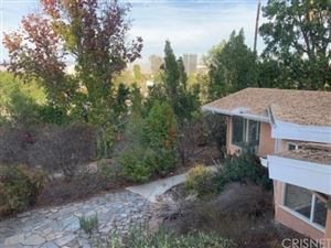 Photo of 15601 MEADOWGATE Road, Encino, CA 91436 (MLS # SR18271849)