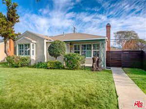 Photo of 10854 PICKFORD Way, Culver City, CA 90230 (MLS # 19421850)