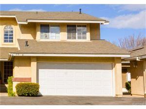 Photo of 22935 BANYAN Place #278, Saugus, CA 91390 (MLS # SR18039851)