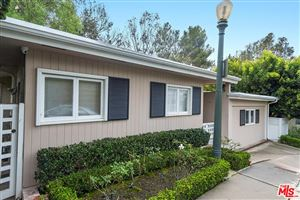 Photo of 547 CASHMERE Terrace, Los Angeles , CA 90049 (MLS # 18323852)
