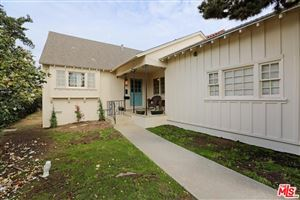 Photo of 327 LOMBARD Avenue, Pacific Palisades, CA 90272 (MLS # 18325852)
