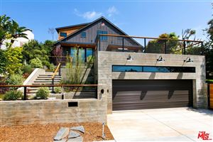 Photo of 1026 MONUMENT Street, Pacific Palisades, CA 90272 (MLS # 18333852)