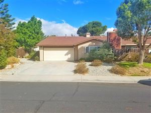 Photo of 14899 MARQUETTE Street, Moorpark, CA 93021 (MLS # 218012853)