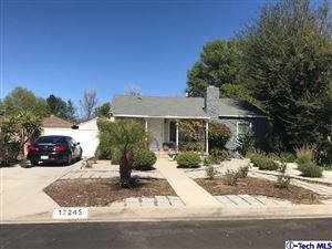 Photo of 17245 ARCHWOOD Street, Lake Balboa, CA 91406 (MLS # 318000853)