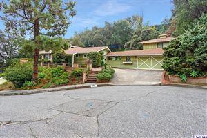 Photo of 1110 SAN LUIS REY Drive, Glendale, CA 91208 (MLS # 319001853)