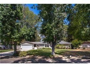 Photo of 23101 OSTRONIC Drive, Woodland Hills, CA 91367 (MLS # SR18165853)