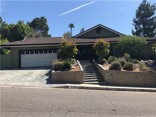 Photo of 22254 PARTHENIA Street, West Hills, CA 91304 (MLS # SR19202853)