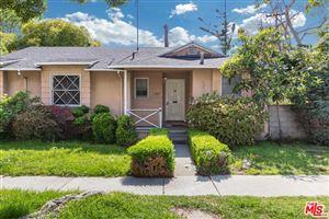 Photo of 4301 MENTONE Avenue, Culver City, CA 90232 (MLS # 18329854)