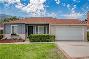 Photo of 4039 WILLALEE Avenue, La Crescenta, CA 91214 (MLS # 819001855)