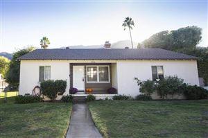 Photo of 3754 MAYFIELD Avenue, La Crescenta, CA 91214 (MLS # 819004855)