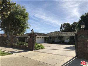 Photo of 14972 CAMAROSA Drive, Pacific Palisades, CA 90272 (MLS # 18307856)
