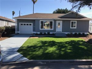 Photo of 380 OCCIDENTAL Drive, Oxnard, CA 93036 (MLS # 217013856)