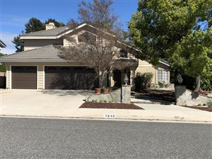Photo of 5640 BUFFWOOD Place, Agoura Hills, CA 91301 (MLS # 218005856)