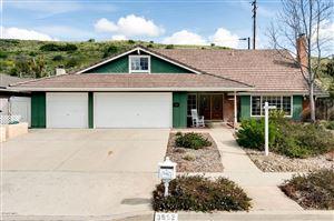 Photo of 3952 VERDE VISTA Drive, Thousand Oaks, CA 91360 (MLS # 219004856)