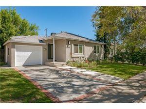 Photo of 17907 MARTHA Street, Encino, CA 91316 (MLS # SR18082856)