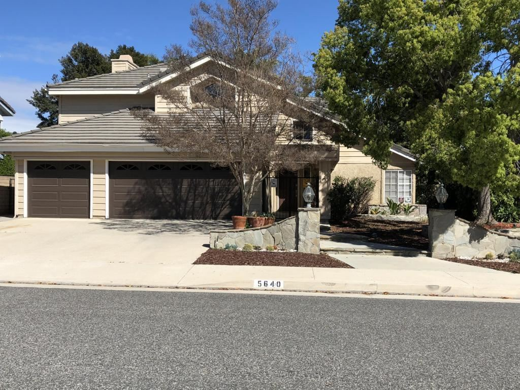 Photo for 5640 BUFFWOOD Place, Agoura Hills, CA 91301 (MLS # 218005856)