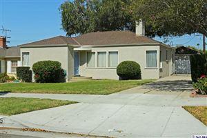 Photo of 1255 IDLEWOOD Road, Glendale, CA 91202 (MLS # 318002857)