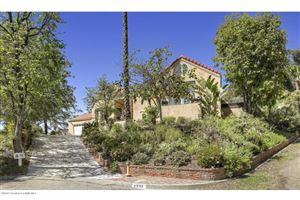 Photo of 4932 VIRO Road, La Canada Flintridge, CA 91011 (MLS # 818001857)