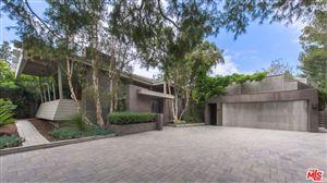 Photo of 1575 CARLA Ridge, Beverly Hills, CA 90210 (MLS # 18347858)