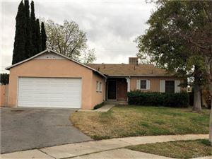 Photo of 13130 MUSCATINE Street, Arleta, CA 91331 (MLS # SR18291858)
