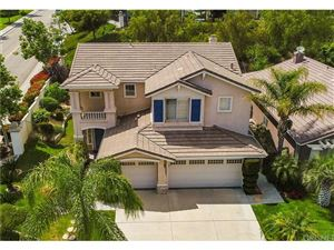 Photo of 26003 SINGER Place, Stevenson Ranch, CA 91381 (MLS # SR18116859)
