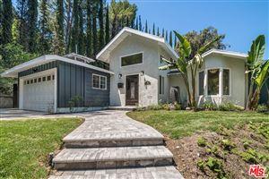 Photo of 9476 HIDDEN VALLEY Place, Beverly Hills, CA 90210 (MLS # 18362860)