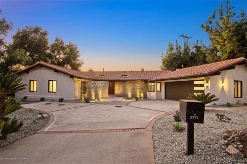 Photo of 3171 East VILLA KNOLLS Drive, Pasadena, CA 91107 (MLS # 819004860)