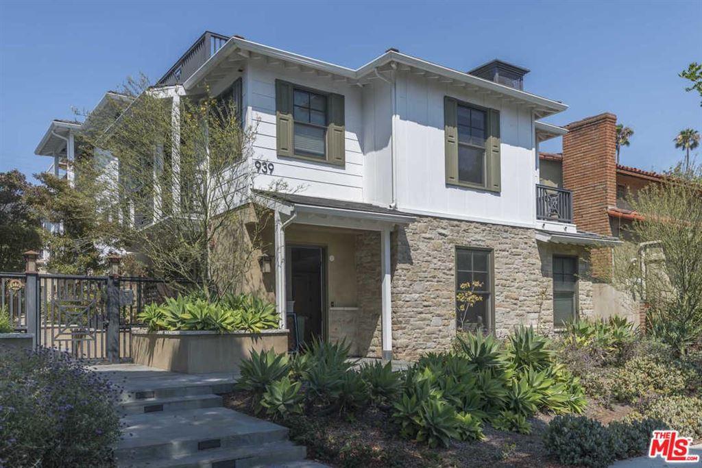 Photo for 939 20TH Street #1, Santa Monica, CA 90403 (MLS # 18385860)