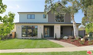 Photo of 10701 FLAXTON Street, Culver City, CA 90230 (MLS # 18363862)