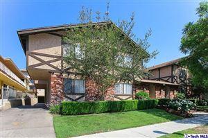 Photo of 616 North North ISABEL Street #4, Glendale, CA 91206 (MLS # 318003862)