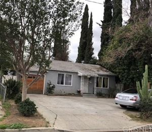 Photo of 16038 VALERIO Street, Van Nuys, CA 91406 (MLS # SR18115862)
