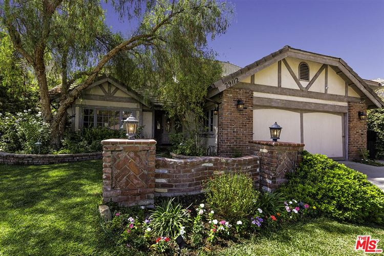 Photo for 29112 OAKPATH Drive, Agoura Hills, CA 91301 (MLS # 17268862)