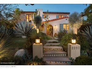 Photo of 2257 LAMBERT Drive, Pasadena, CA 91107 (MLS # 818005863)