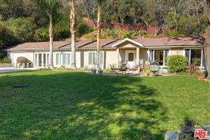 Photo of 20533 LITTLE ROCK Way, Malibu, CA 90265 (MLS # 18302864)