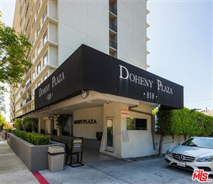 Photo of 818 North DOHENY Drive #707, West Hollywood, CA 90069 (MLS # 18355864)
